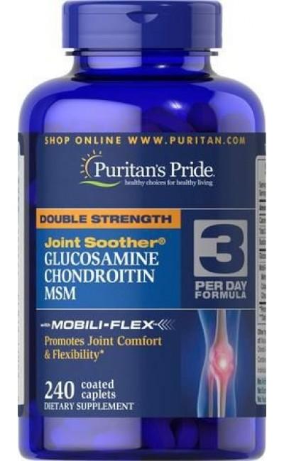 complex de glucosamină condroitină sport